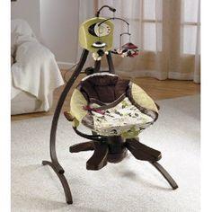 Zen Baby Swing
