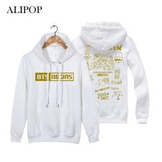 #BestPrice #Fashion Youpop KPOP BTS Bangtan Boys BEGINS Album Fleece Hoodie K-POP Hoodies Clothes Pullover Printed Long Sleeve Sweatshirts…