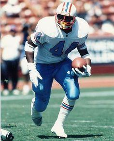 Lorenzo White Houston Oilers