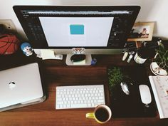 Home workspace by Seven