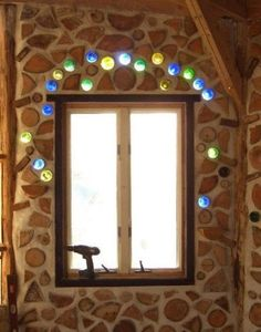 mortgage free cordwood eco homes green building ideas - Green Technology Homes