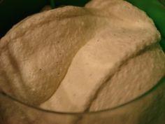 Cuisinart Vanilla Ice cream recipe