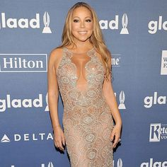 Tonight's look I did with @mariahcarey for the #glaadawards