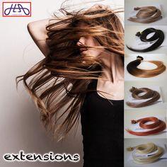 Castano chiaro, biondo intenso, rosso rame, platino, castano dorato: quale colore rappresenta meglio il tuo stile? Scegli le tue extension su http://bit.ly/extension-HA: ogni pacchetto è composto da 25 extension da 0.8 gr ciascuna (20 gr di capelli per pacchetto), i capelli sono di provenienza indiana e di qualità 5A e vengono lavorate secondo il merodo Remy. Hai bisogno di altre informazioni? Contattaci su WhatsApp al 3292101118. #capelli #hairartitaly