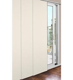 Thermologic™ Sliding Track Panels For Patio Doors And Large Windows