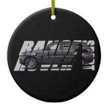2015 Range Rover Sport Ceramic Ornament