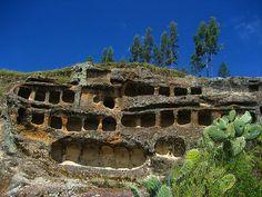 Ventanillas de Otuzco Cajamarca, Peru.