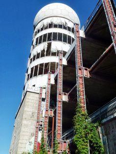 La montagne du diable de Teufelsberg est un paradis pour le streetart