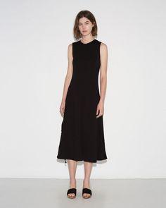 Proenza Schouler Long Flared Dress