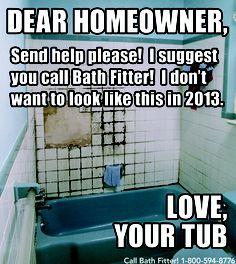 If Your Tub Could Talk On Pinterest Bathroom Meme Bath