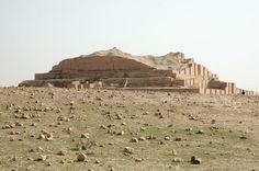 etemenanki | Pin Etemenanki The Ziggurat Of Babylon on Pinterest