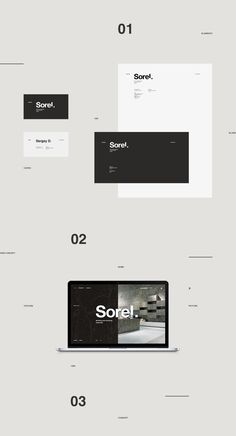 Sorel — one of the leading manufacturers of finishing materials in Russian Federation. Our team has created a full set of tools, guidlines, branding elements and animation.