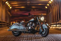 The Edgy, Raw, Bold look of The Indian Chief Dark Horse completely dominates the floor.