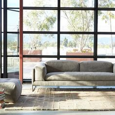 First look at our new Morgan Sofa and Nolan Chair. #environmentfurniture #sofadesign #upholsteredchair