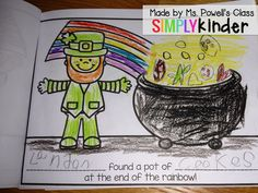 St. Patrick\'s Day Free Activity - Simply Kinder