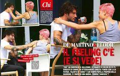 Stefano De Martino news: flirt con Elodie De Patrizi?