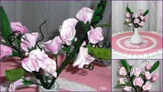 Studený porcelán, Slovník ručných prác, Diskusie   Artmama.sk Origami, Floral Wreath, Wreaths, Table Decorations, Home Decor, Scrappy Quilts, Hercules, Homemade Home Decor, Door Wreaths