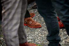 Double Monk Men's Shoes, Dress Shoes, Monk Strap Shoes, Oxford Shoes, Mens Fashion, Boots, How To Wear, Magazine, Women