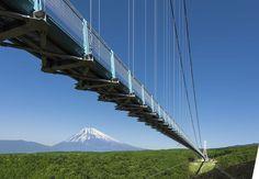 日本最長の三島スカイウォークが誕生!トリプルの日本一を体験!〜箱根西麓・三島大吊橋〜 | 静岡県 | トラベルjp<たびねす>