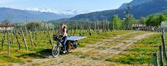EV News Report - Pauline de la Marnierre - 9000 km from France to Kazakhstan by solar bicycle