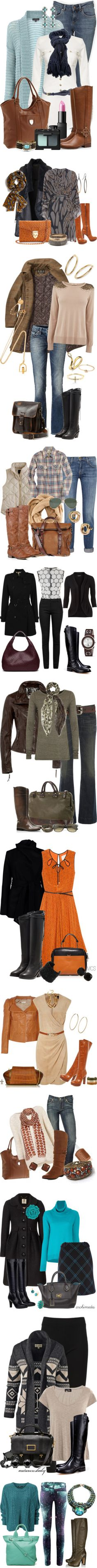 """""""Knee High Boots"""" by polyvore-shopper ❤ liked on Polyvore"""