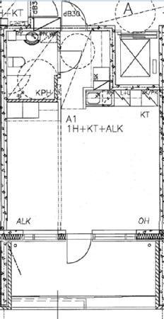 Vuokra-asunto Helsinki Kalasatama Yksiö