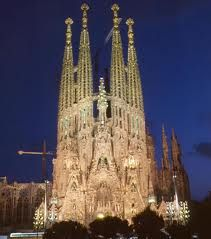 Barcellona- Sagrada Familia