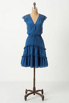 Arched Careena Dress | Anthropologie.eu