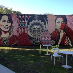 Wynwood Art District, Miami Craft Desk, Girls Getaway, North America, Street Art, Road Trip, Arts And Crafts, Gallery, Painting, Florida Keys