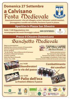 Dolce San Rocco  Al banchetto medievale  Calvisano settembre 2015
