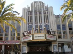 Fox Theater, Redwood City