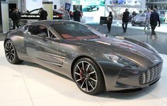 Top 10s: 10 Most Expensive Cars In The World