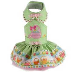 Easter Dog Clothes - Easter Dog Dresses & Shirts