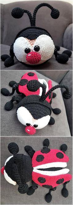 5870 besten Amigurumi Bilder auf Pinterest in 2018   Crochet dolls ...