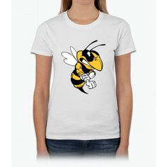 The Bee Angry Ready Fight Bee Movie Womens T-Shirt