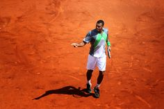 Roland Garros 2011 - Jo-Wilfried Tsonga
