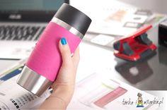 Kubek termiczny Travel Mug, 0,36 l, Emsa