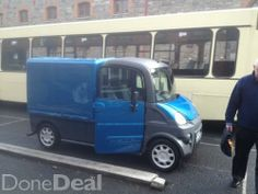Axiam Megavan 599c Diesel Auto, Blue For Sale in Louth : €2,495 - DoneDeal.ie