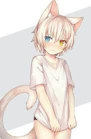 Znalezione obrazy dla zapytania human with cat ears