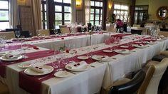Eventos personalizados en Mar de Olivos Restaurante www.villanazules.com