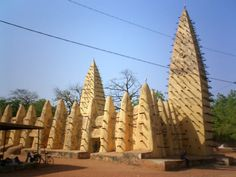 Mosquée; Bobo Dioulasso; Burkina Faso