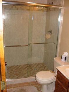 frameless shower doors - Bing Images