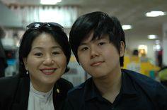 엄마와 아들(뽕심이와 뽕칠이)20140427-photo by se woo-