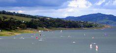 Vive la aventura en el lago Calima - Buen viento y deporte #ValledelCauca Cali, Koh Tao, Kitesurfing, Popular, Beach, Water, Outdoor, Lakes, Humpback Whale
