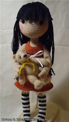 Πλέκω Κούκλα - Τα πιο ενδιαφέροντα blogs.