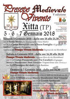 Italia Medievale: Presepe Medievale Vivente a Xitta (TP)