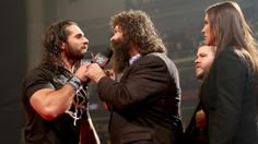 Raw 9/5/16: Seth Rollins interrupts Kevin Owens' WWE Universal Championship…