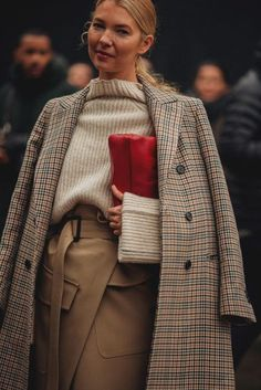 Burberry trench coats galore