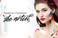 No te pierdas las tendencias para esta primavera con The Artist, la colección más facial de Kiko Cosmetics. ¡Preciosa y súper femenina!