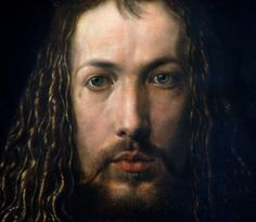 "This is Art Work is done by Albrecht Durer. The Art Work is called a self portrait or Albrecht Durer. The date it was painted was in the Albrecht Durer"" Famous Artists, Great Artists, High Renaissance, Renaissance Paintings, Hieronymus Bosch, Alter, Painting & Drawing, Art History, Art Gallery"